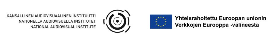 Kansallisen audiovisuaalisen instituutin logo